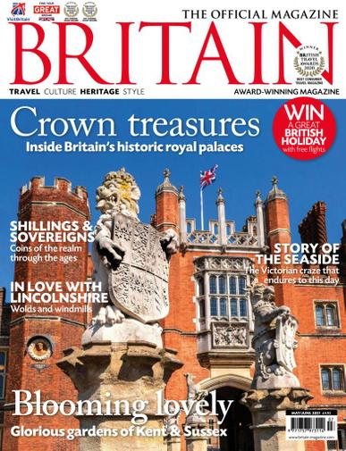 Britain Magazine May 1st, 2021 Issue Cover