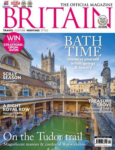Britain Magazine September 1st, 2021 Issue Cover