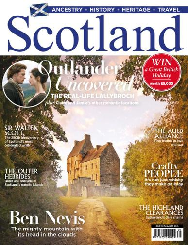 Scotland Magazine May 1st, 2021 Issue Cover