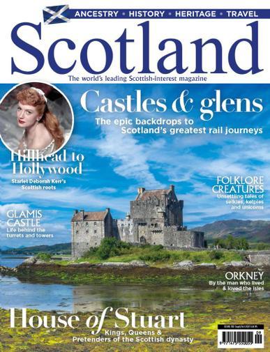 Scotland Magazine September 1st, 2021 Issue Cover