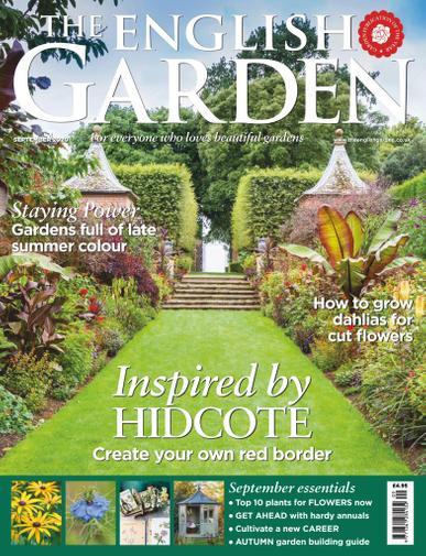 The English Garden Magazine September 1st, 2020 Issue Cover