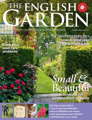 The English Garden Magazine April 2nd, 2021 Issue Cover
