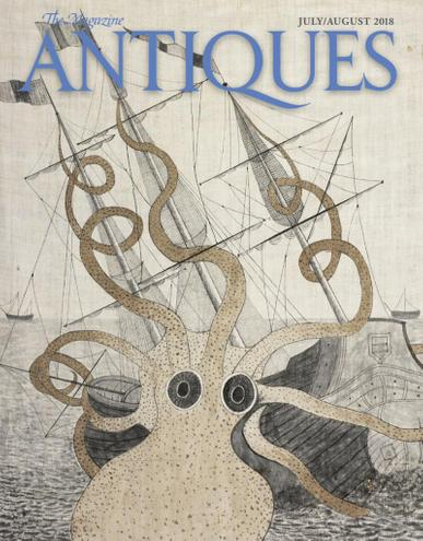 The Magazine Antiques Magazine July 1st, 2018 Issue Cover