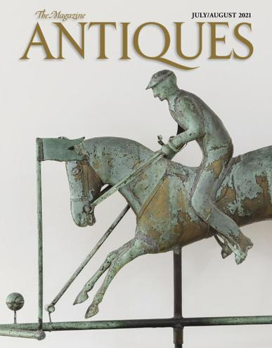 The Magazine Antiques Magazine July 1st, 2021 Issue Cover