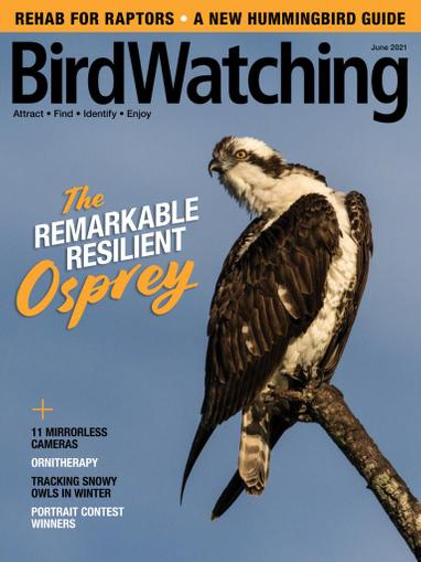 Birdwatching Magazine May 1st, 2021 Issue Cover