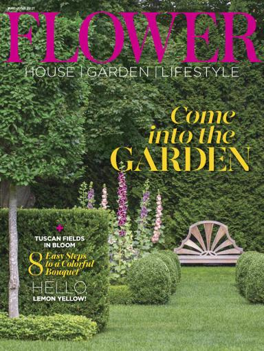 Flower Magazine May 1st, 2021 Issue Cover