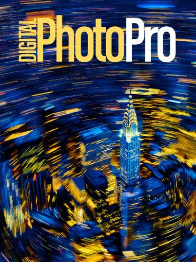Digital Photo Pro Magazine November 1st, 2020 Issue Cover