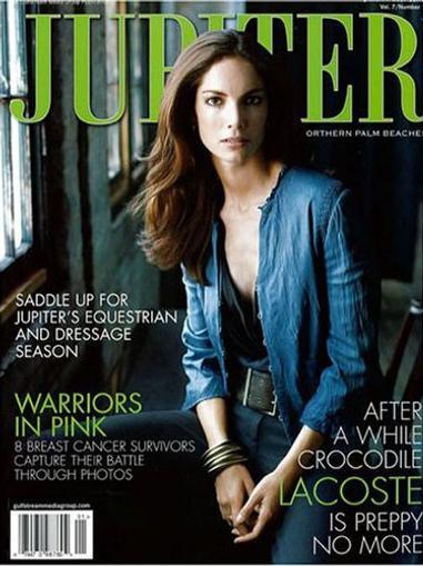 Jupiter Magazine Cover