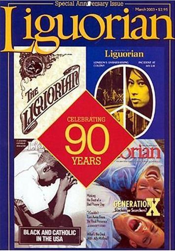 Liguorian Magazine Cover