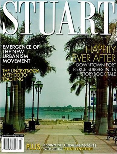 Stuart Magazine Cover