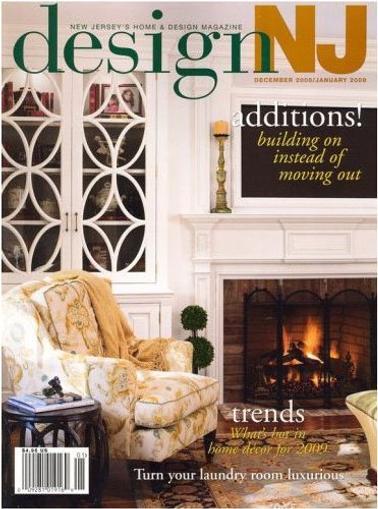 Design NJ Magazine Cover