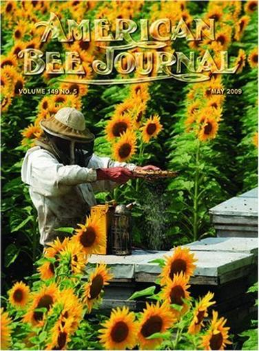 American Bee Journal Magazine Cover