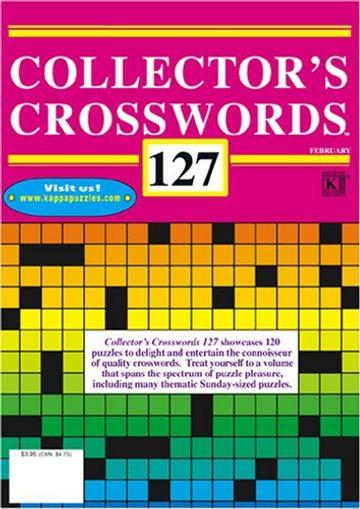 Collector's Crosswords Magazine Cover