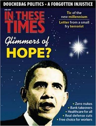 In These Times Magazine Cover