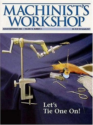 Machinist's Workshop Magazine Cover