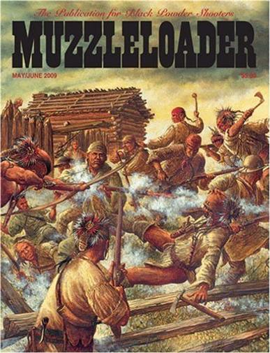 Muzzleloader Magazine Cover