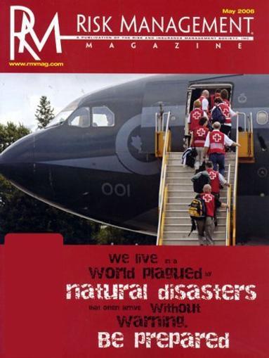 Risk Management Magazine Cover