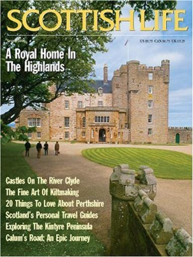 Scottish Life Magazine Cover
