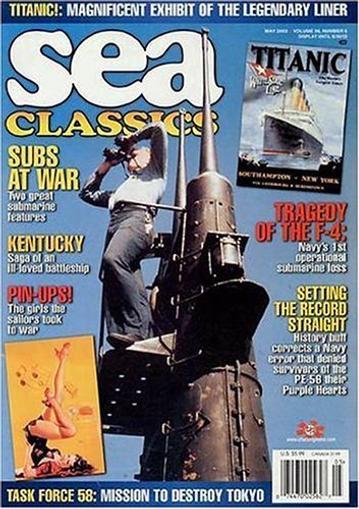 Sea Classics Magazine Cover