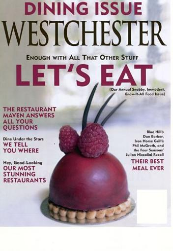 Westchester Magazine Cover