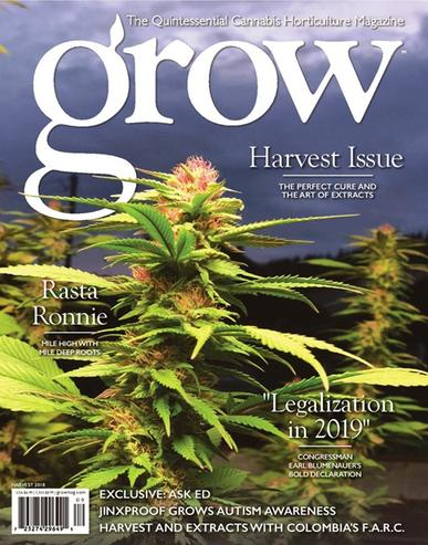 Grow Magazine Cover