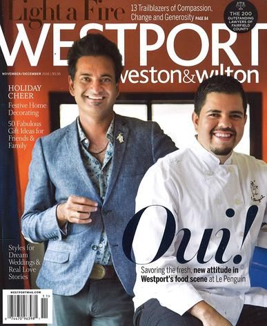 Westport Magazine Cover