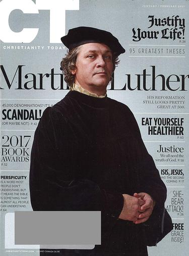 Christianity Today Magazine Cover