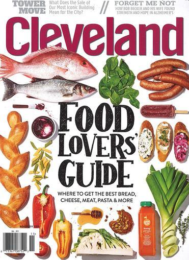 Cleveland Magazine Cover