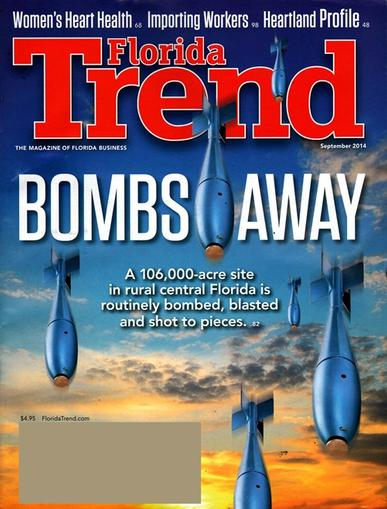 Florida Trend Magazine Cover