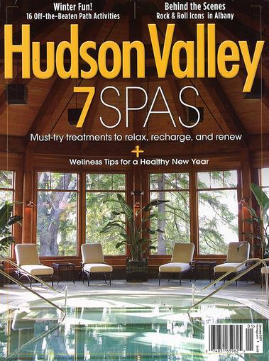 Hudson Valley Magazine Cover
