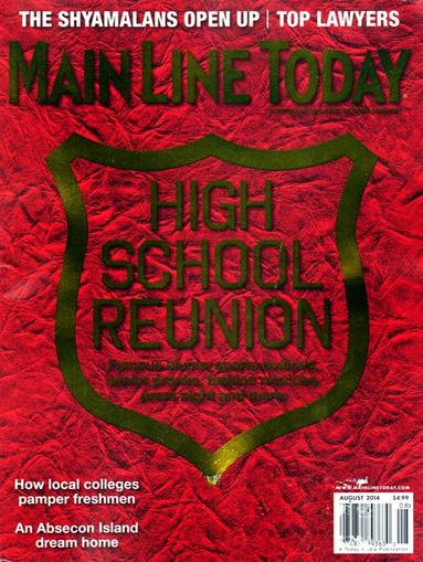 Main Line Today Magazine Cover