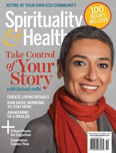 Spirituality & Health Magazine Cover