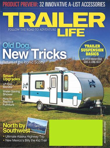 Trailer Life Magazine Cover