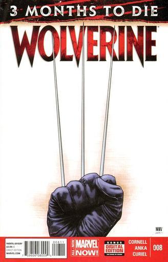 Wolverine Magazine Cover