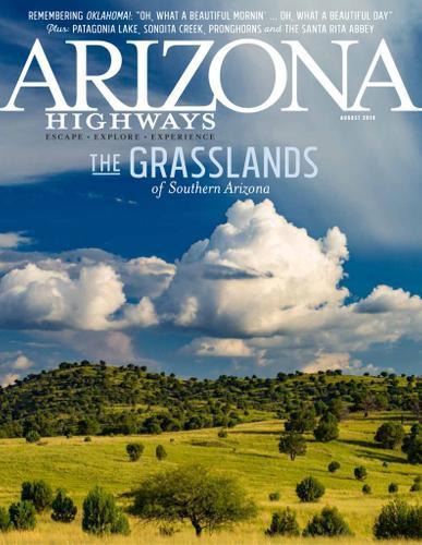 Arizona Highways Magazine Cover