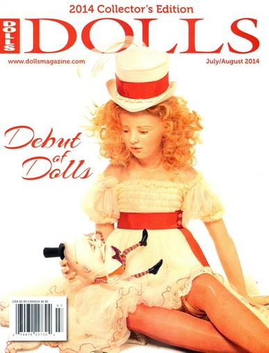 Dolls Magazine Cover