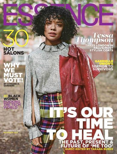 Essence Magazine Cover
