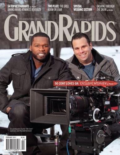 Grand Rapids Magazine Cover
