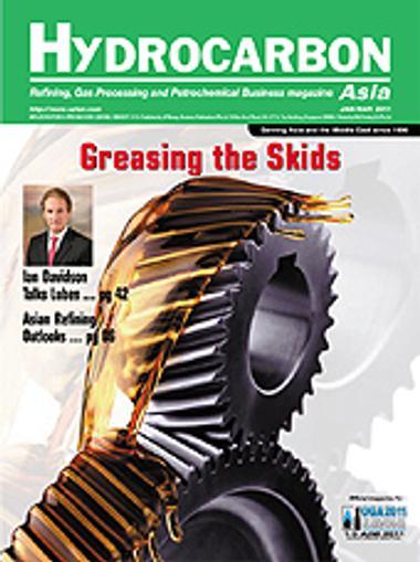 Hydrocarbon Asia Magazine Cover