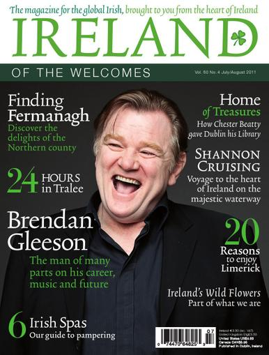 Ireland Of The Welcomes Magazine Cover