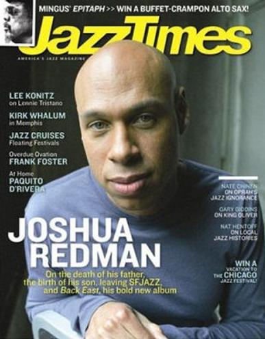 Jazz Times Magazine Cover