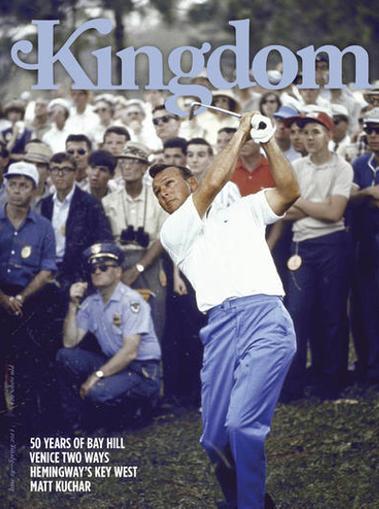 Kingdom Magazine Cover