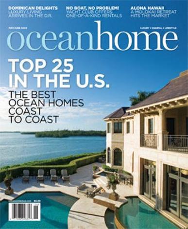 Ocean Home Magazine Cover