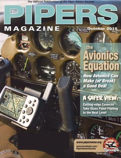 Piper Owner Magazine Cover
