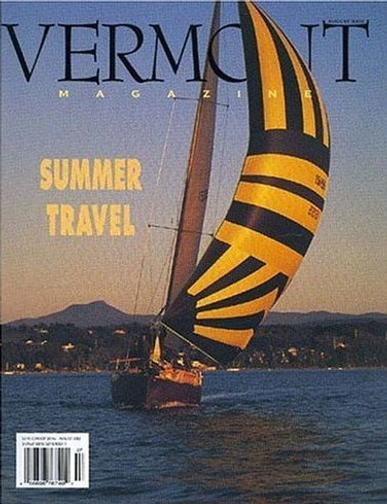 Vermont Magazine Cover